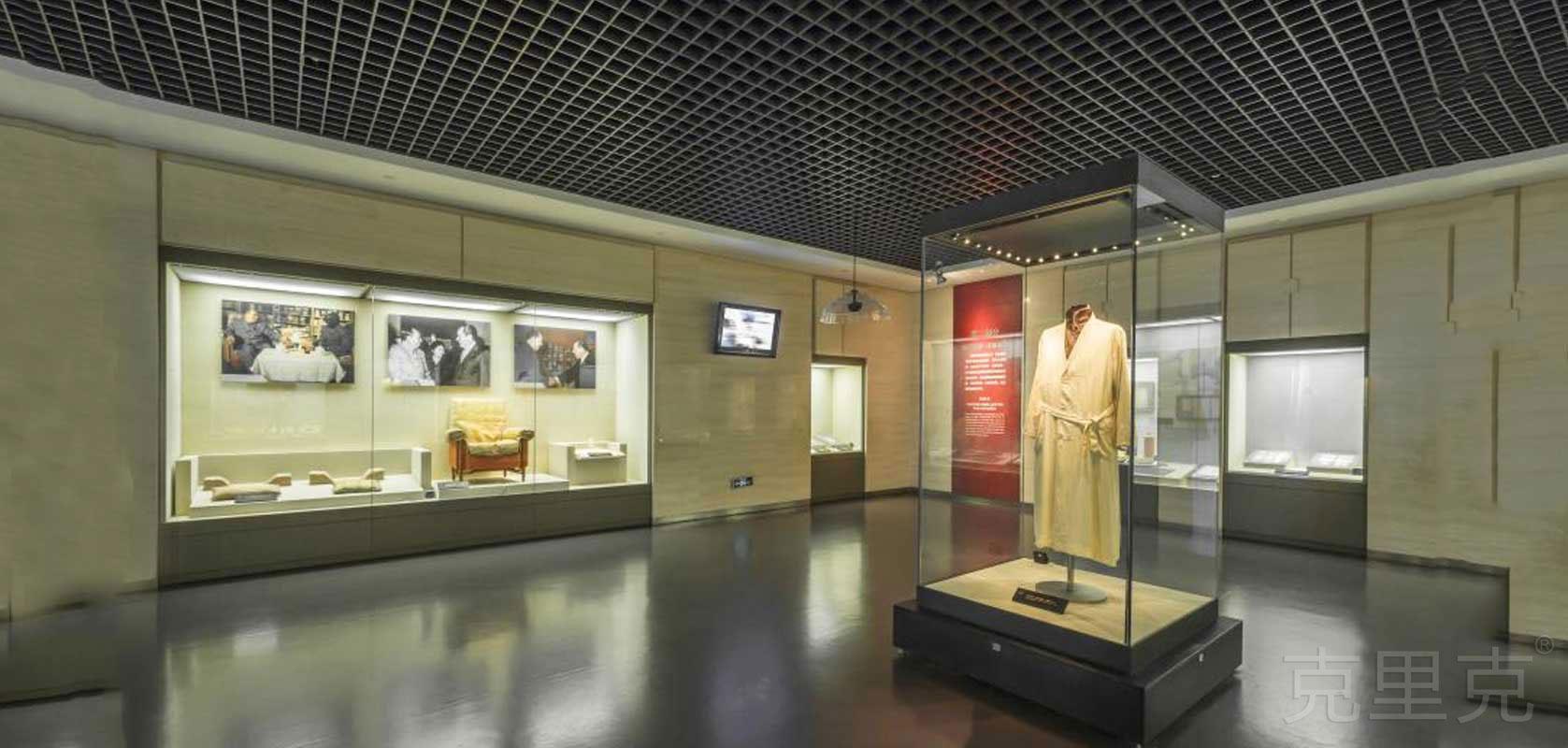 博物馆陈列展示柜的基本设计流程