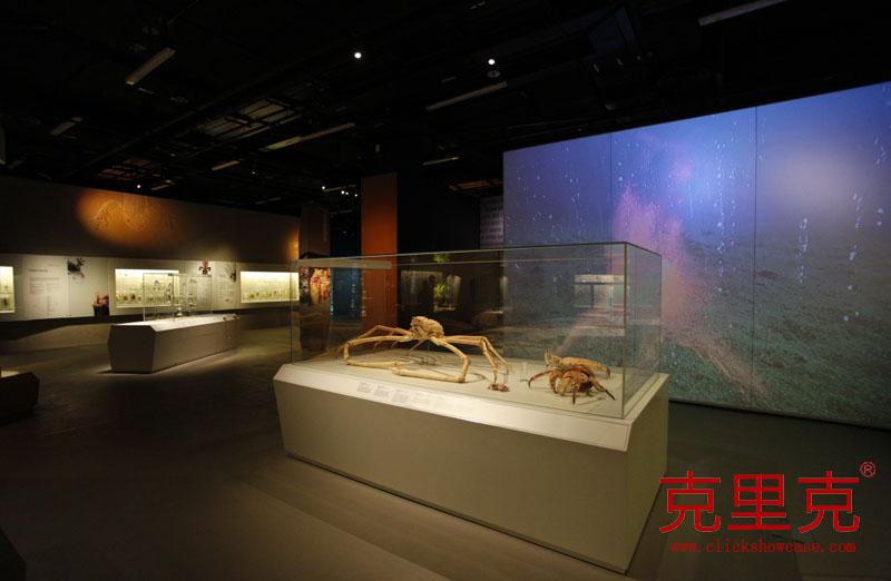 博物馆桌式展柜尺寸设计标准